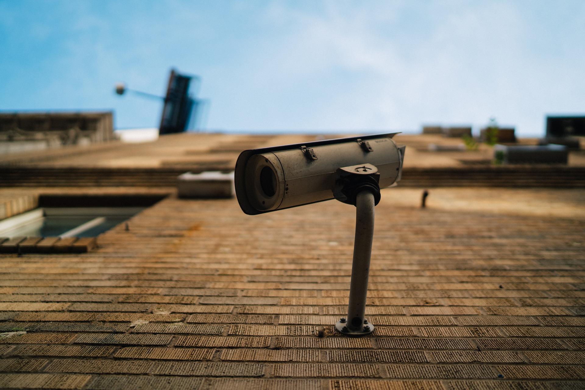 Kamerový systém pro bytové domy