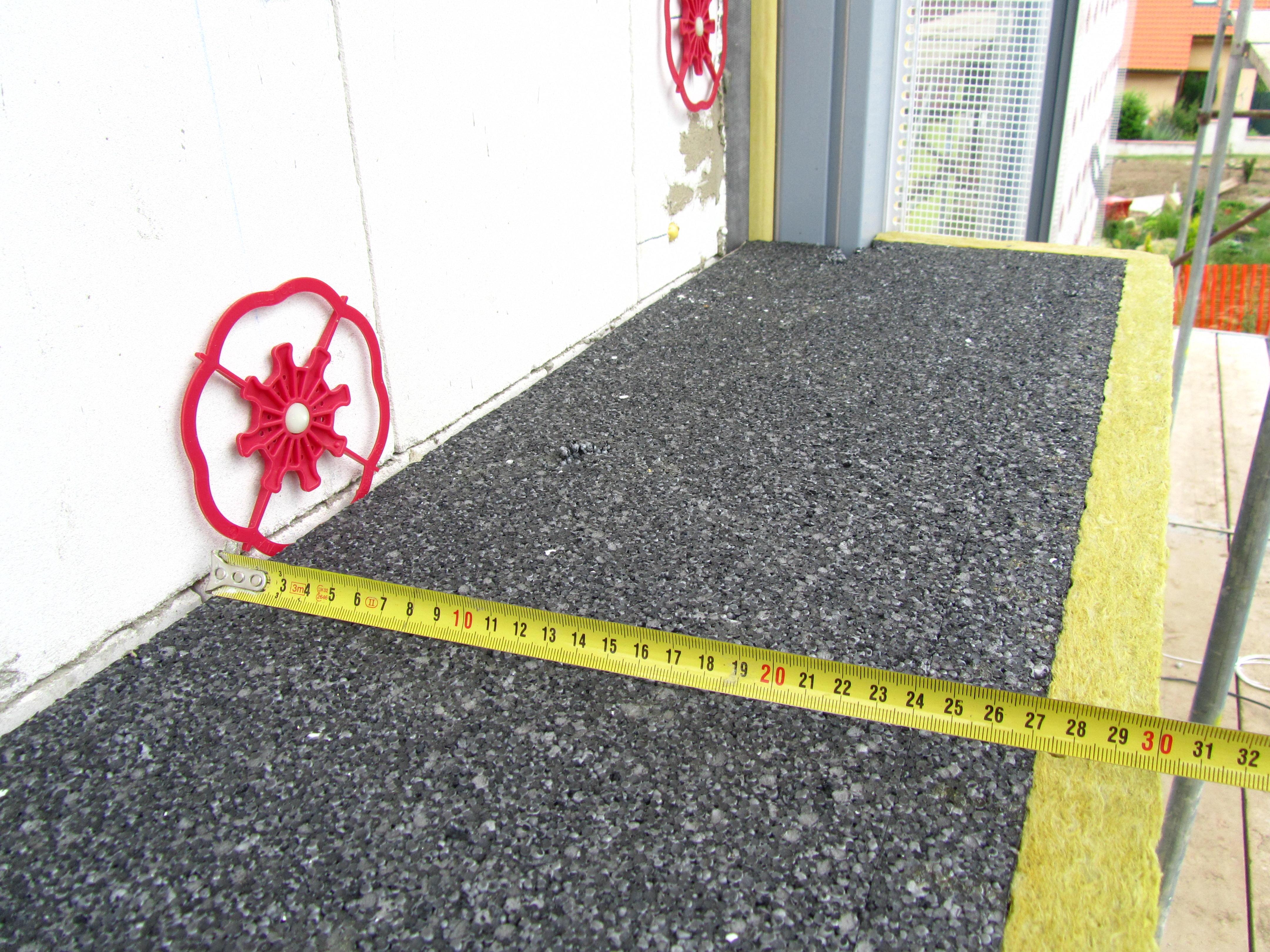 Isover Twinner tl. 300mm je základem kvalitního zateplení stěn